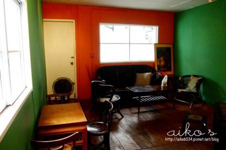三時茶房:【台中市區】三時茶房,老屋子的溫暖杏仁茶。
