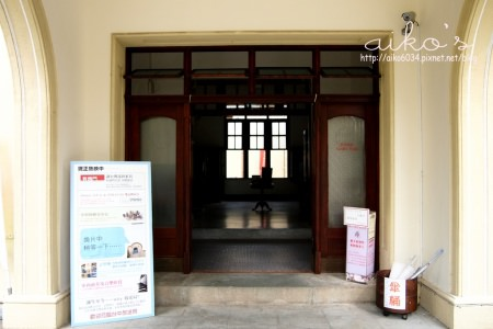 台中放送局:【台中市區】老建築新生命,台中放送局&有情門。